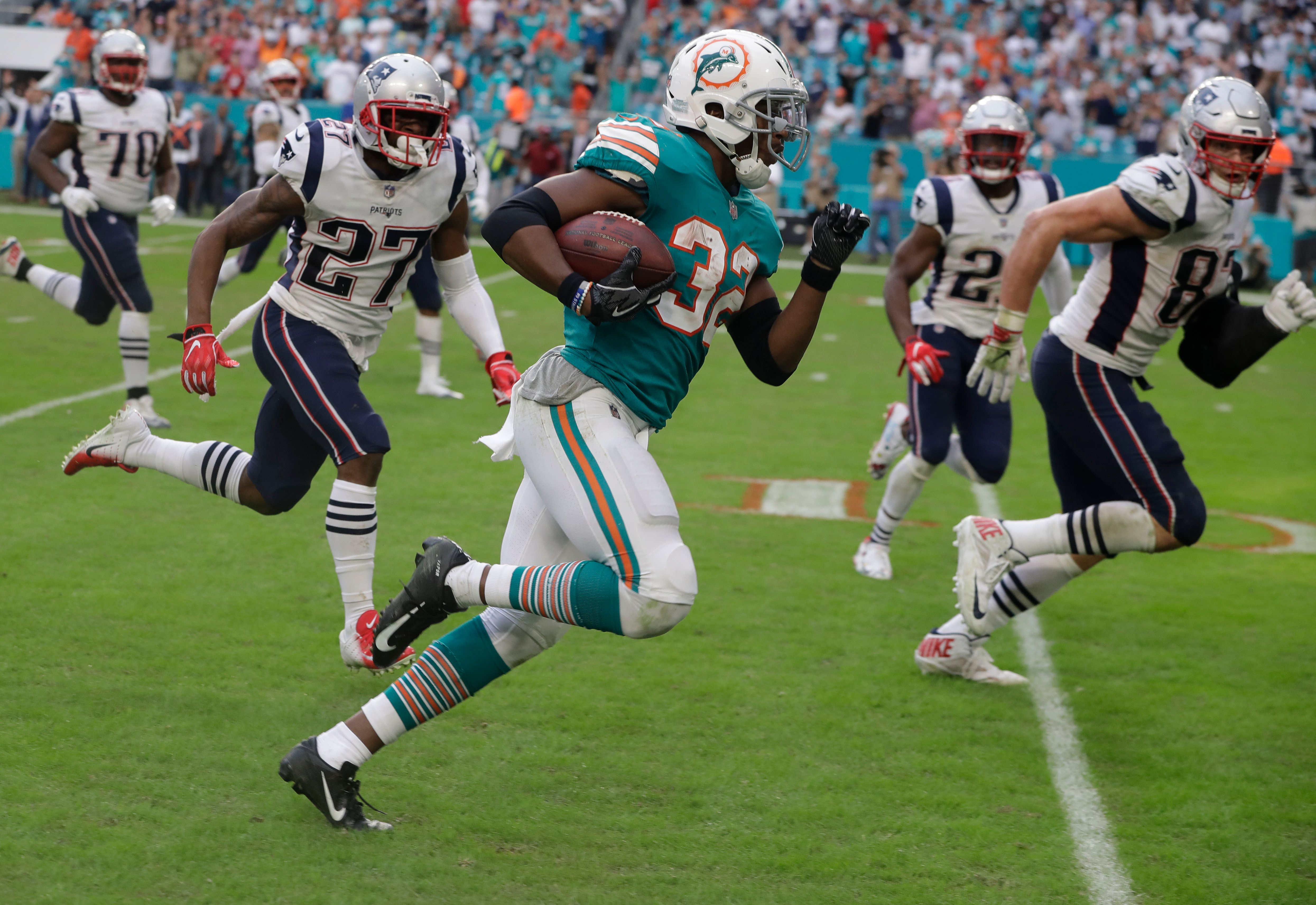 Miami Dolphins Needed A Miracle To Win. Watch What