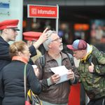 Deutsche Bahn: Fernverkehr wegen Warnstreiks bundesweit