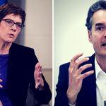 Konservativer CDU-Flügel schießt gegen AKK: