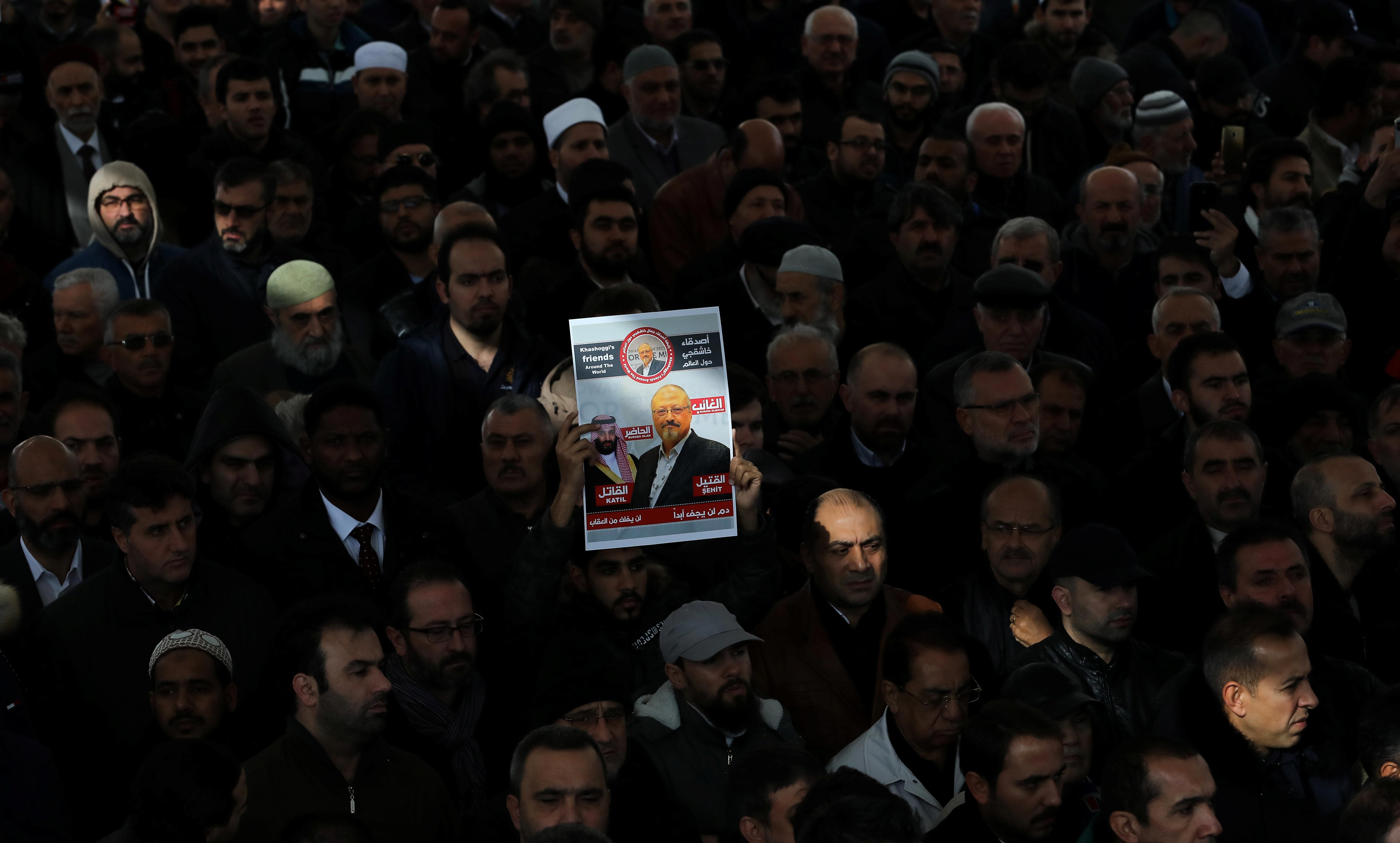 Grausame Details im Fall Khashoggi: Das sollen seine letzten Worte gewesen