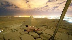 Paar hat Sex auf Gizeh-Pyramide – und zieht den Ärger des ganzen Landes auf
