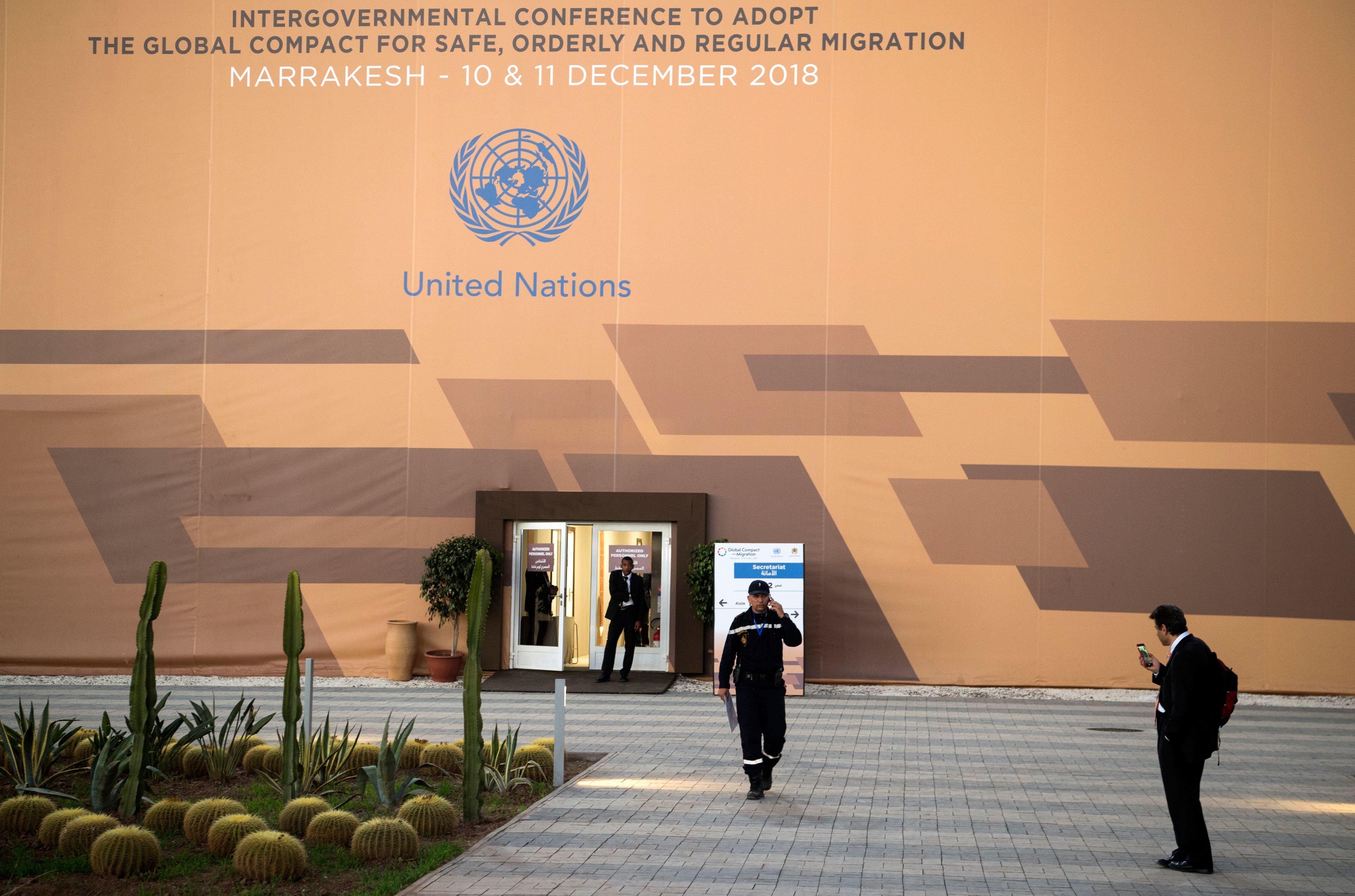 Le Pacte de Marrakech, une ambition qui mérite mieux que