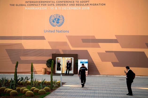 Le pacte mondial sur les migrations de l'ONU formellement approuvé à