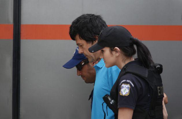 Απορρίφθηκε το αίτημα αποφυλάκισης του Σάββα