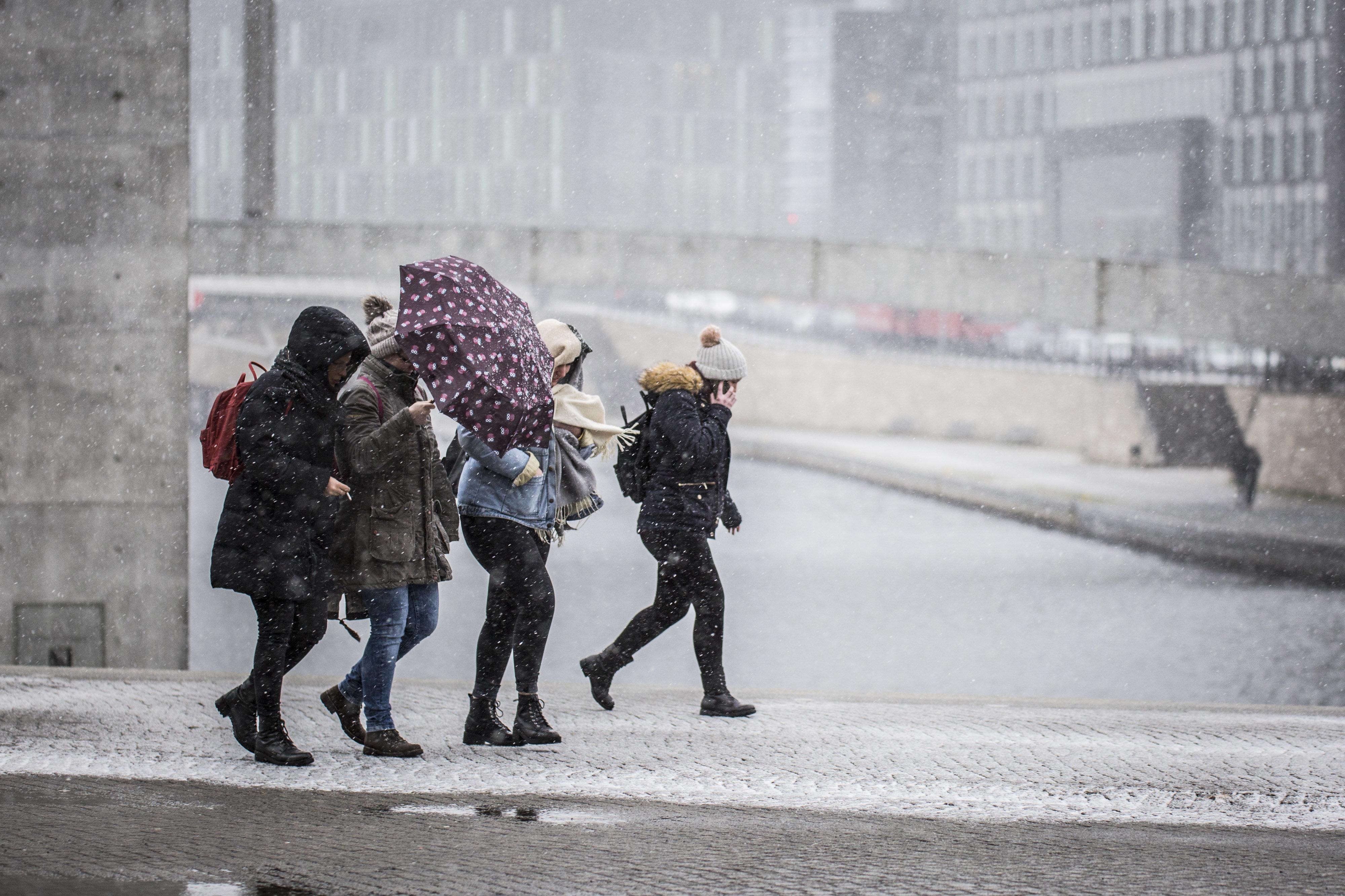 Wetter: Kalte Luft trifft Deutschland – hier wird es jetzt