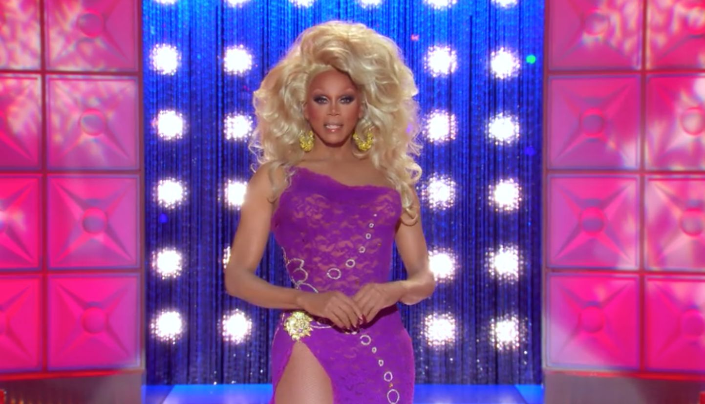 'Drag Race' Fans Spot Subtle Way RuPaul Has Made The Show More Trans-Inclusive In Christmas
