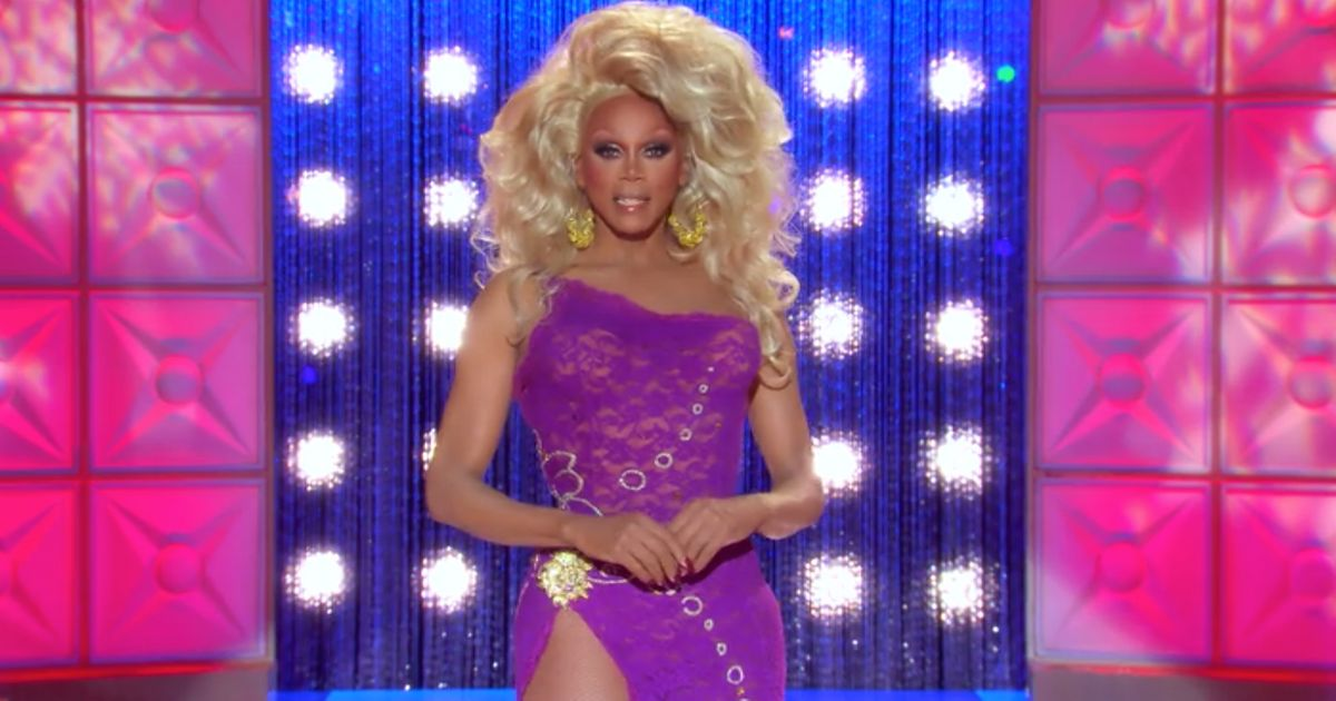 Rupauls Christmas Special.Rupaul S Drag Race Fans Spot Subtle Way The Show Has Been