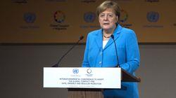 Marrakesch: Merkel lobt den UN-Migrationspakt – und holt zum Seitenhieb gegen die AfD