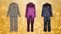 The Best Christmas Pyjama Sets For Women On The High Street – From Chic to