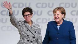 Umfragen zeigen, wo die CDU mit AKK wieder Anschluss