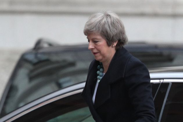 Theresa May To Give Commons Statement Amid Reports The Brexit Vote Is