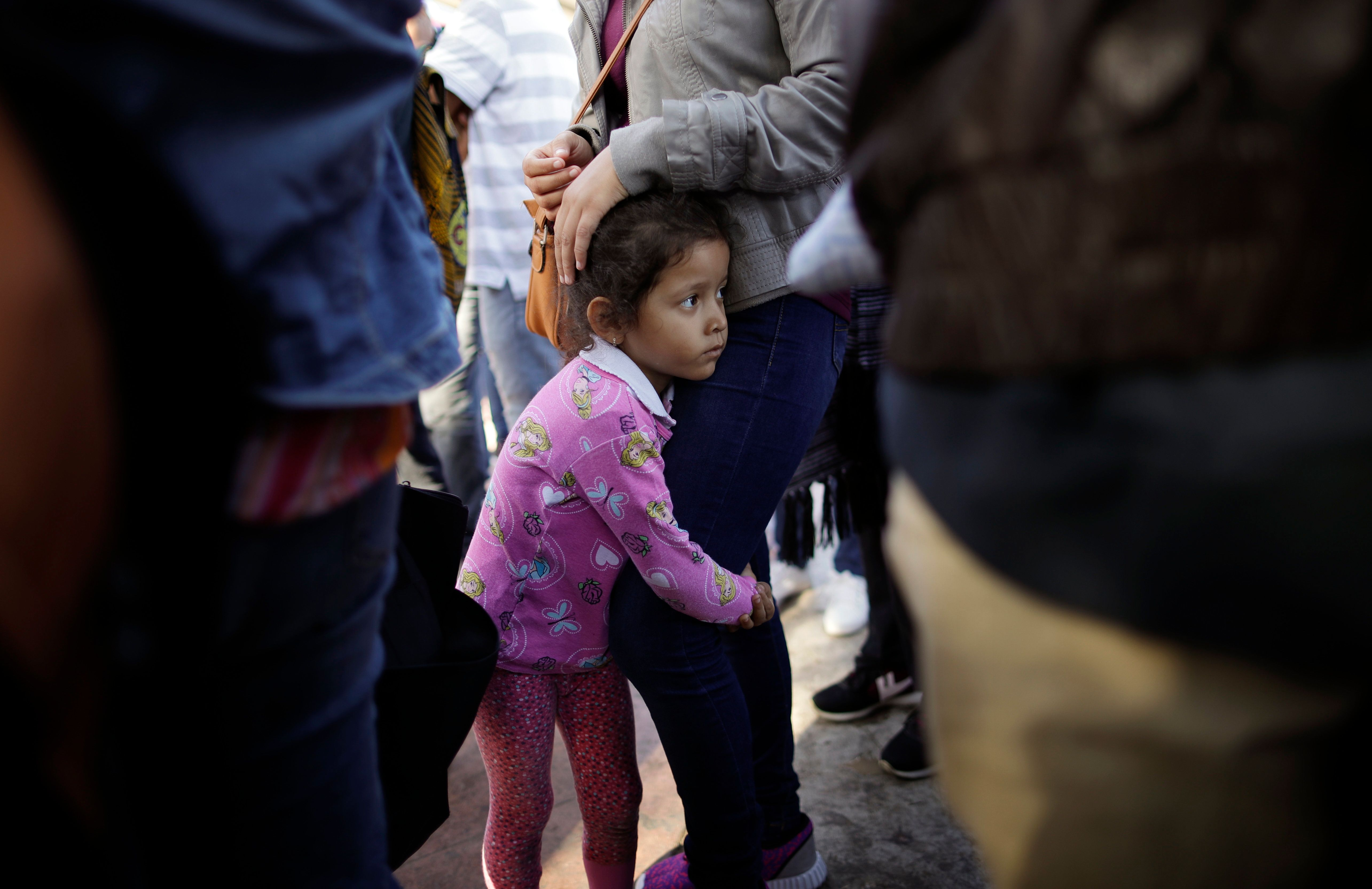 Separated Families Are In The Running For Time Magazine's 2018 Person Of The