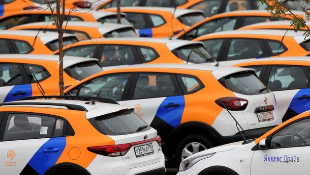 Τι είναι το car sharing που σαρώνει στη Μόσχα -Θα το δούμε και στην
