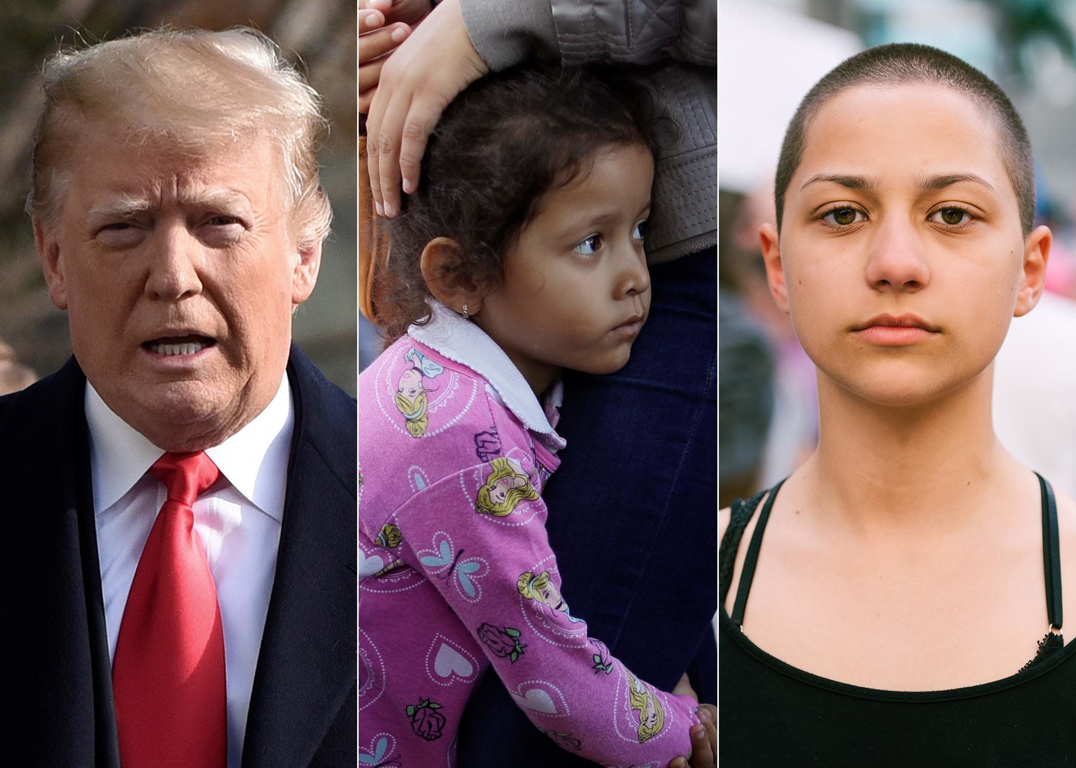 'Separated Families' Are In The Running For Time Magazine's 2018 Person Of The