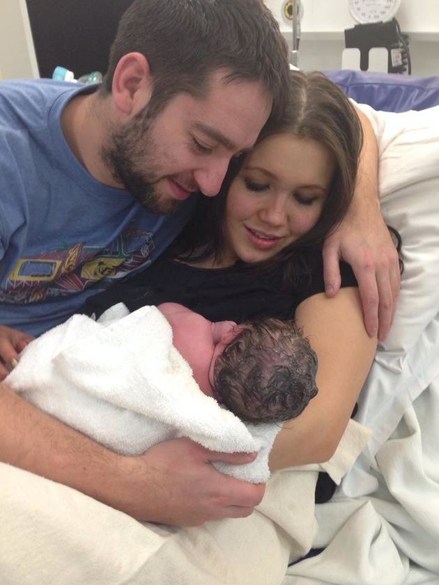 Birth Diaries: 'I Belly-Danced To Sean Paul To Help Push My Baby