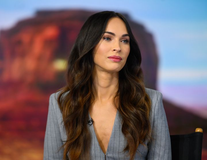 "Megan Fox appears on the ""Today"" show to discuss her new series ""Legends of the Lost."""