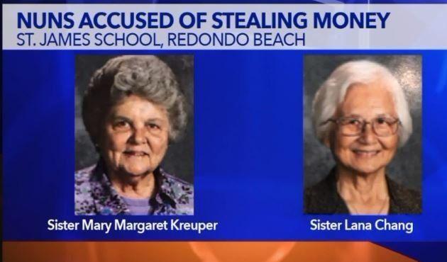 Καλόγριες έκλεψαν λεφτά από σχολείο για να τζογάρουν στο Λας