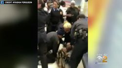 NYPD Probes 'Troubling' Video Of Cops Ripping 1-Year-Old From Mother's