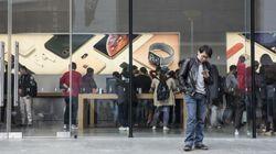 Un tribunal chinois bloque les ventes d'iPhone à la demande de