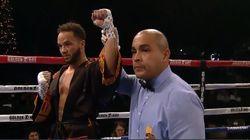 Le premier boxeur transgenre à disputer un combat pro aux