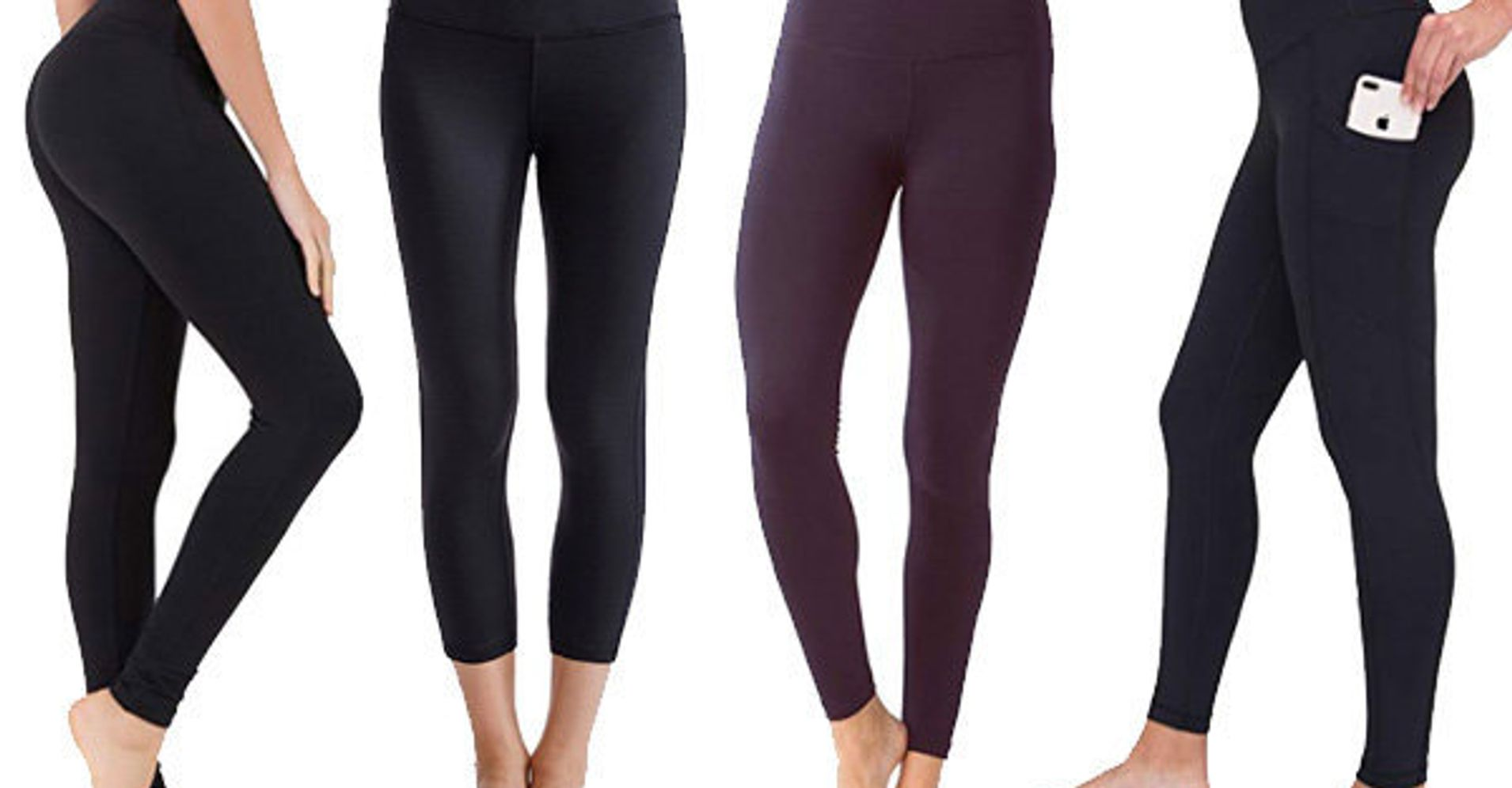 85400acb2e The Most Flattering Yoga Pants On Amazon, According To Reviewers | HuffPost  Life