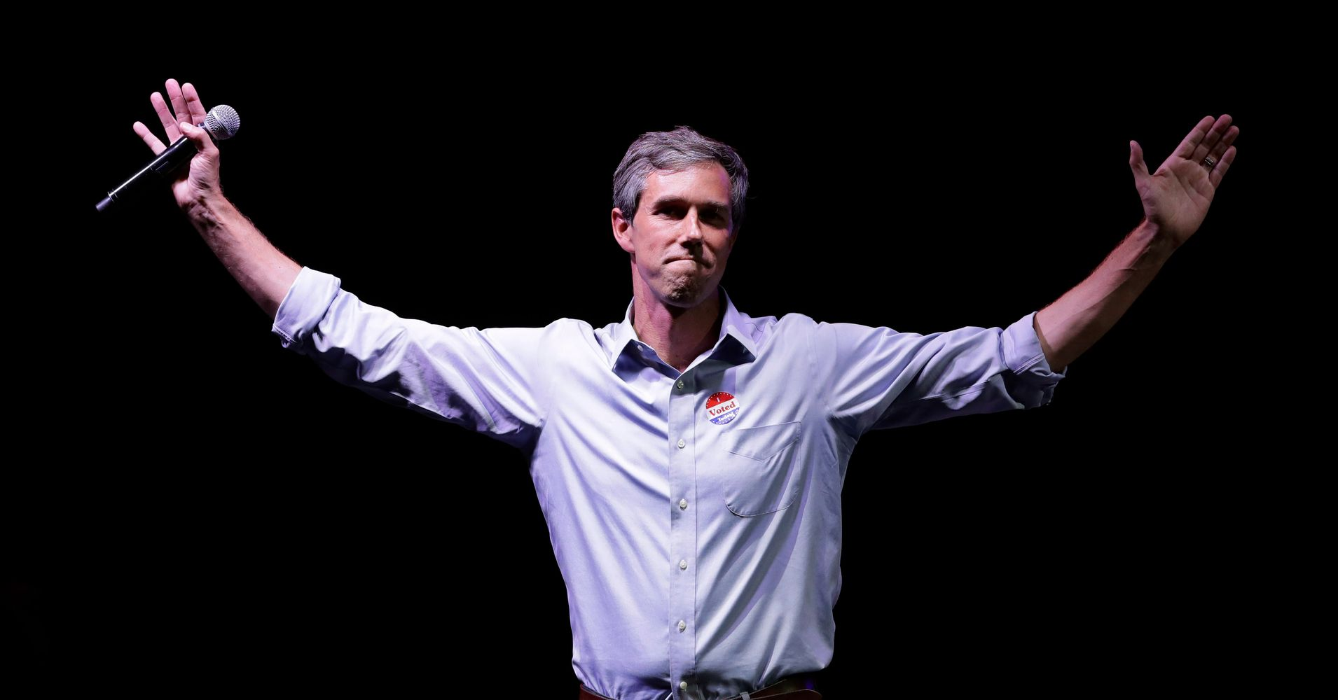 Beto O'Rourke Reportedly Spoke With Al Sharpton As 2020 Speculation Swirls