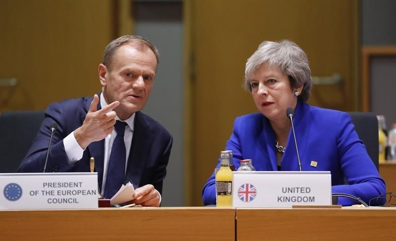 Τουσκ: Καμία επαναδιαπραγμάτευση για το Brexit - έκτακτη Σύνοδος την