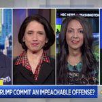 Donald Trump: Journalistin hat wilde Theorie, wie seine Präsidentschaft