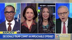 Journalistin hat wilde Theorie, wie Trumps Amtszeit endet: Die letzten 10 Minuten werden