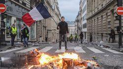 Erfolg nach Mega-Protest: Macron macht