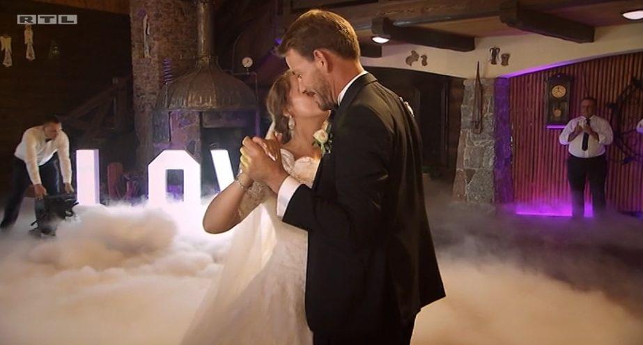 """""""Bauer sucht Frau""""-Hochzeit: Gerald und Anna blamieren sich beim ersten Tanz"""