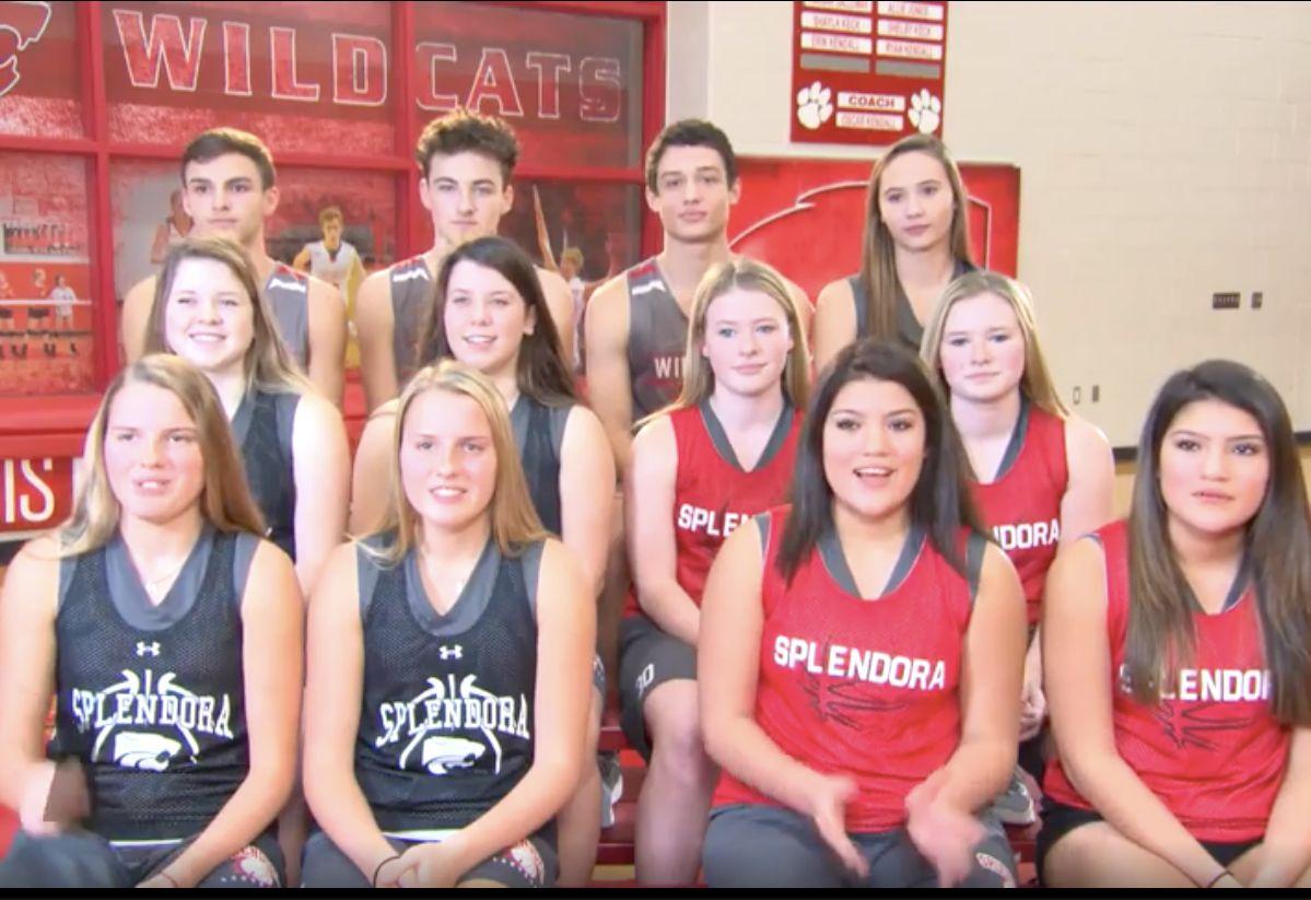 texas high school basketball team has six twins