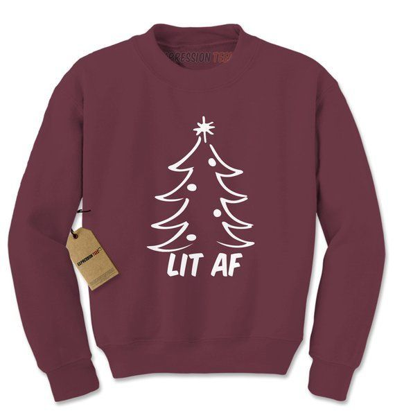 13 Funny Christmas Sweaters For Foul Mouthed Partygoers Huffpost Life