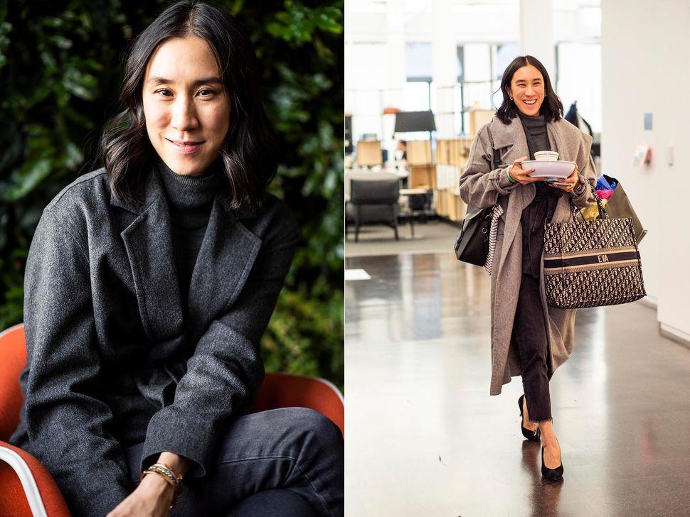 """""""Use hashtags, judiciously and sparingly,"""" Eva Chen advises."""