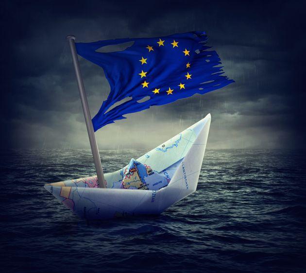 Η Ευρωπαϊκή Ένωση στο χείλος της