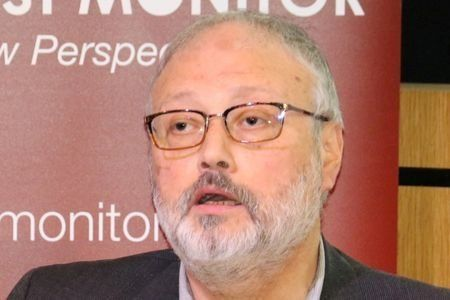 Khashoggi was murdered in October, moments after he entered a Saudi consulate in Istanbul to obtain marriage