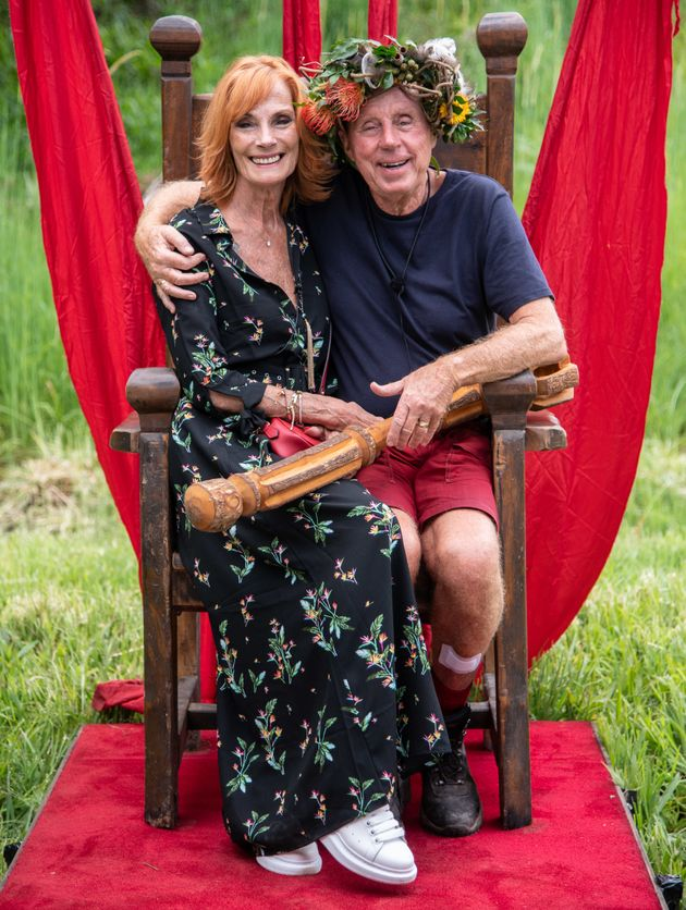 'I'm A Celebrity': Harry Redknapp Almost Pulled Out Of Show Over Wife Sandra's Ill Health