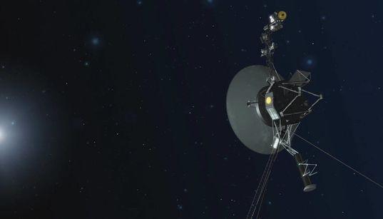Στο διαστρικό Διάστημα ταξιδεύει πλέον το διαστημόπλοιο Voyager 2 της