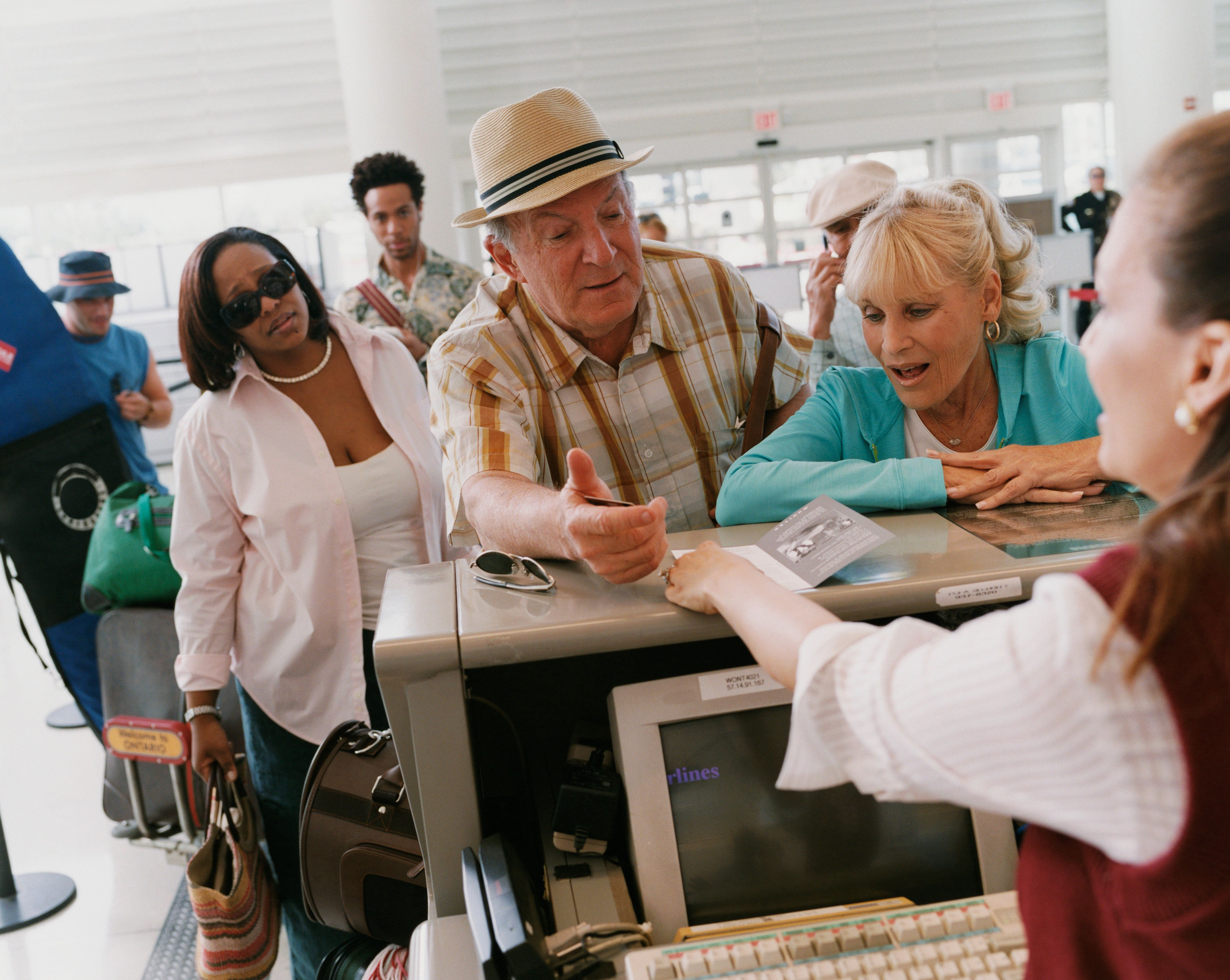 SNAPPED: Top 10 Annoying Airport Habits Revealed – And They're Not Even The
