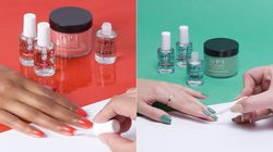 Forget Gel Manicures, You Should Be Asking For Powder-Dipped Nails