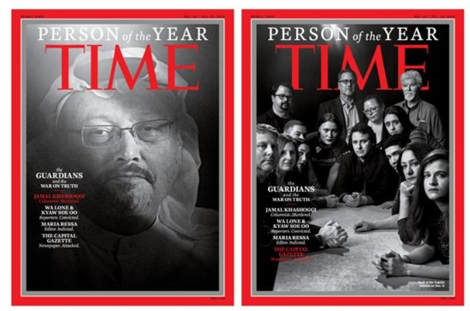 Mueller, Trump among Time's 'Person of the Year' finalists