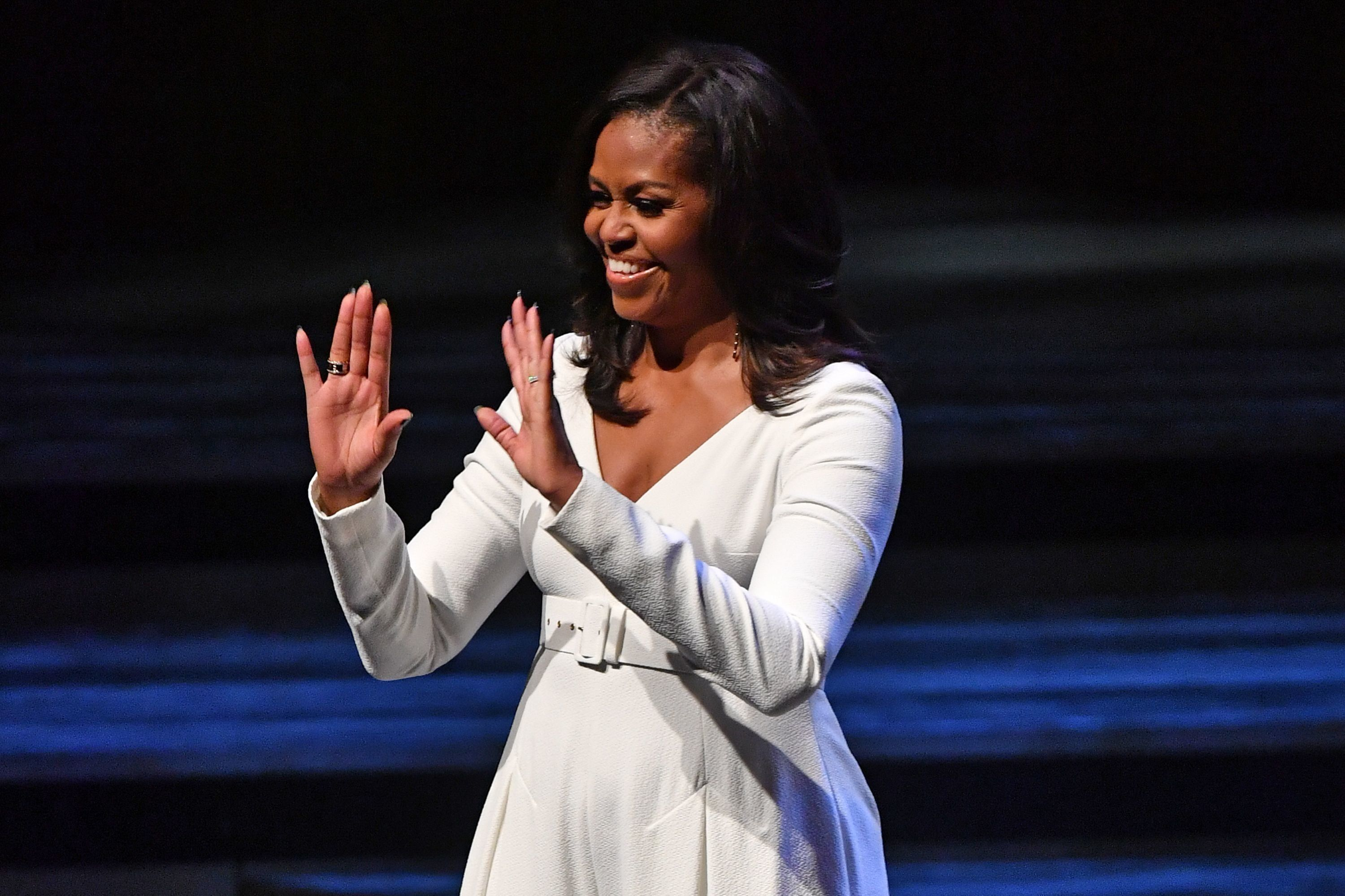 Michelle Obama Is Coming Back To London... But To A Bigger
