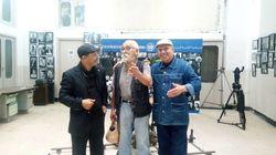 À l'ombre des frères lumière, l'ancien cinéma algérien