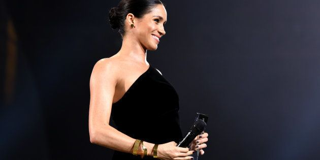 Son ventre s'est bien arrondi ! (photos) — Meghan Markle