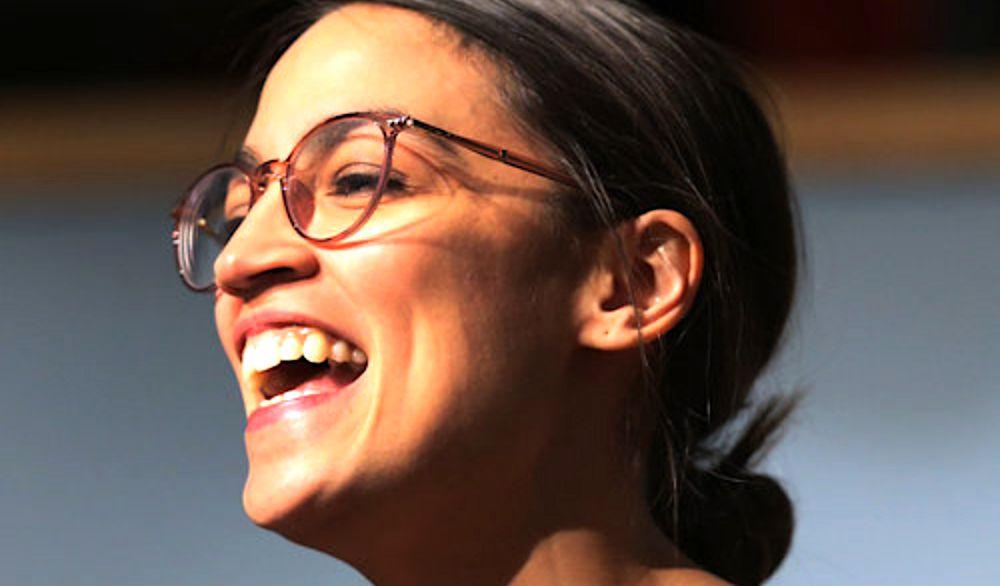 Alexandria Ocasio-Cortez: Paul Ryan Called 'Genius' While I'm 'Fraud'