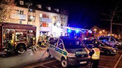 Ankerzentrum Bamberg: Polizisten mit Pflastersteinen angegriffen – elf