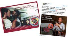 AfD-Rechtsaußen Höcke wirbt für Vita Cola – doch er kannte wohl nicht deren