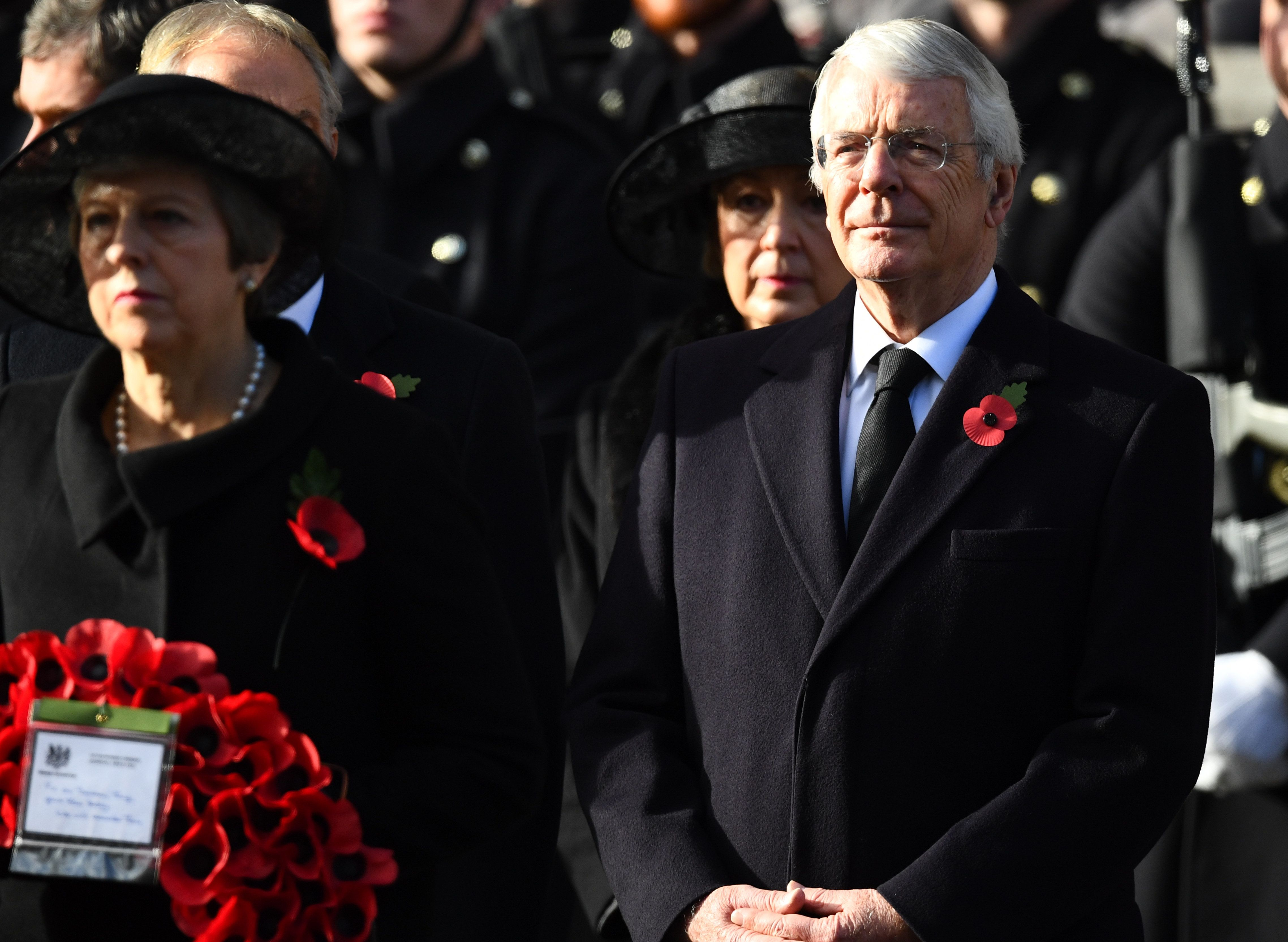 Sir John Major Calls For Article 50 To Be Revoked Immediately As Brexit Crisis