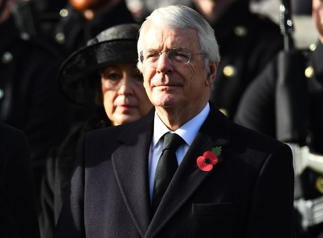 Sir John Major Calls For Article 50 To Be Revoked