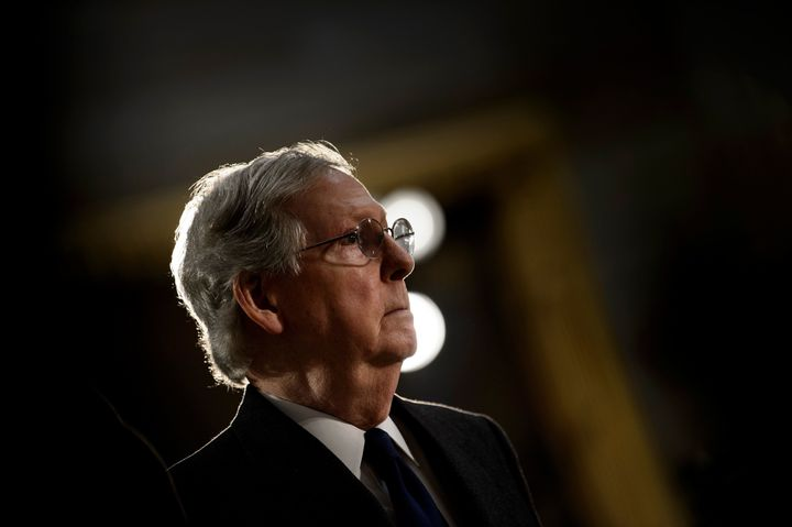 Senate Majority Leader Mitch McConnell (R-Ky.) said Tuesday that he would add the First Step Act to the Senate's schedule for